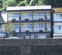 Riverside Cottage B&B-Lynton